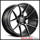 SAVINI 19 BM14 TINTED CONCAVE WHEELS RIMS FITS 06 16 VOLKSWAGEN GTI