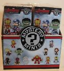 FUNKO AVENGERS AGE OF ULTRON MYSTERY - MINIS BOBBLE- HEAD CASE OF 12 BLIND BOXES