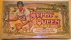 2013 Topps Gypsy Queen Sealed Hobby Baseball Box 24 Packs 2 Autos 2 Relics Per