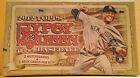 2012 Topps Gypsy Queen Sealed Hobby Baseball Box 24 Packs 2 Autos 2 Relics Per