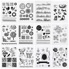 Transparent Clear Silicone Stamp DIY Scrapbooking Paper Crafts Card Album Decor