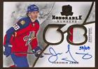 2015-16 The Cup Hockey Jersey PATCH AUTO Jaromir Jagr 38 68 PANTHERS
