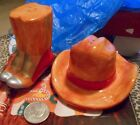 Cowboy Hat and Boot Salt and Pepper Shakers New Sri Lanka