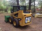 caterpillar skid steer