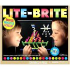 Lite Brite Set Classic Toy By Hasbro NEW in box 150+ pieces 1786