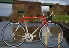 Retro Peugeot Reynolds 531 Professional Road Racing Bike 105 Groupset 57cm 225