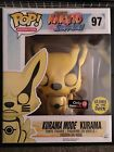 Funko POP! Kurama Mode Kurama Naruto #97 Gamestop Exclusive Glow in the Dark