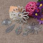 Flower Daisy Metal Cutting Dies DIY Scrapbooking Album Paper Card Embossing US