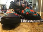 Mens Superman Superheros Canvas slip on summer boat shoes NWT Size 12