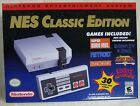 NES Classic Edition NEW SEALED AUTHENTIC Nintendo Entertainment System