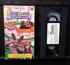 WEE SING IN THE BIG ROCK CANDY MOUNTAINS VHS VIDEO CHILDRENS LIVE ACTION