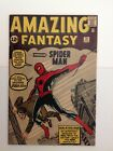 Amazing Fantasy 15 1st appearance Spider Man
