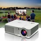 4000Lumens LED LCD Video Projector 1080p HD Home Theater HDMI USB Multimedia TV