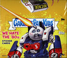 2018 GARBAGE PAIL KIDS WE HATE THE 80's HOBBY SEALED BOX - IN STOCK!