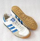 RARE Vintage Adidas Rom Shoes Size UK 5 Made in Yugoslavia 70 80s Leather