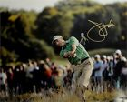 Jim Furyk Hand Signed Autographed 16x20 Photo Big Swing In Rough PSA DNA