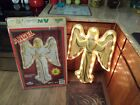1995 Empire Lighted 33 Nativity Angel Blow Mold Like Figure With Box Excellent