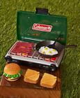Coleman Pretend Camp Stove Play Set Coleman Camping 18 Doll Accessories