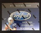2012 Panini Certified football hobby box - factory sealed - Luck, Cousins RCs