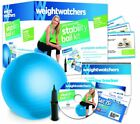 Weight Watchers Pick Your Spot Stability Ball Kit