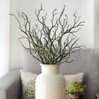 Branch Flower Plastic Small Tree Dried Plant Home Wedding Decor 35cm Kit Nice