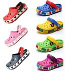 UNISEX KIDS CLOGS SANDALS SUMMER BEACH MAMMOTH MICKEYMOUSE WATER SHOES