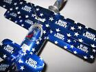 Bud Light star Beer Can Airplane Unique Handmade wind spinner can art