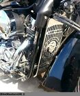 HONDA VT 750 C4 SHADOW  - EAGLE - STAINLESS STEEL RADIATOR COVER GRILL GUARD