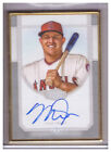 2017 Topps Transcendent Auto MIKE TROUT Gold Framed AUTOGRAPH 03 15 SILVER Angel