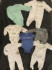 EUC Baby Boy Newborn NB Clothing Clothes Lot Winter Carters Old Navy 0 3