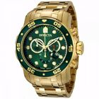 Invicta Mens Pro Diver 21925 Stainless Steel Chronograph Watch