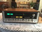 SANSUI 9090DB VINTAGE STEREO RECEIVER AS IS