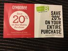 20 Off Crazy 8 And Gymboree Coupons