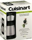 Cuisinart DTC 975BKN 12 Cup Programmable Thermal Brewer Black New in box