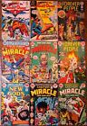 New Gods 11 Mr Miracle 10 16 17 Forever People 8 11 Jimmy Olsen 144 147 Lot of 9