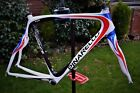 CARBON ROAD BIKE FRAME PINARELLO PRINCE 58 CM LARGE RRP is over 3000