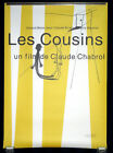 FREE SHIPPING LES COUSINSClaude Chabrol B220x28inch Japanese Movie Poster