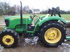 John Deere 5065E Four Wheel Drive Tractor For Sale