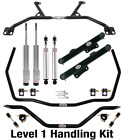 QA1 Handling Level 1 Suspension Kit - Fits 1979-1989 Ford Mustang,GT,w/Shocks '
