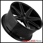 CONCEPT ONE 20CSM03 DDT BLACK CONCAVE WHEELS RIMS FITS ACURA RL TL RLX