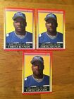 cortez kennedy 1990 score rookie rc lot of 3 cards #616