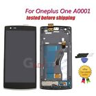 For OnePlus One A0001 Complete LCD Display Touch Screen Digitizer Assembly Black