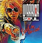 WARRIOR SOUL - BACK ON THE LASH * USED - VERY GOOD CD