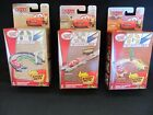 3Disney Cars Story Sets Piston Cup Willys Butte Radiator Springs Track Packs