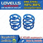 Lovells Front Sport Low Coil Springs For Ford Fairlane NA NC LTD DA DC