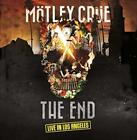 MOTLEY CRUE-MOTLEY CRUE:THE END-LIVE IN LOS ANGELES USED - VERY GOOD CD