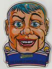 FUNHOUSE pinball promo plastic 1990 key chain fob Rudy The Game is Watching You