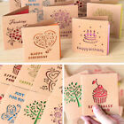 Pop Up Home Garden Invitations Greeting Card Happy Birthday Event Party