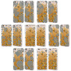 HEAD CASE SILVER HOLIDAY GOLD GLITTER CASE FOR APPLE iPHONE SAMSUNG PHONES