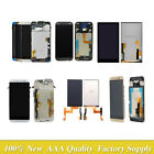 For HTC One M8 M9 Complete LCD Touch Screen Digitizer Black Display Replacement